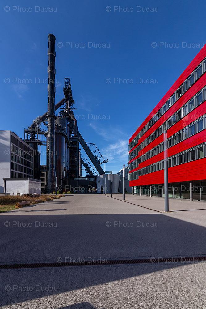 Esch-sur-Alzette industrial Belval