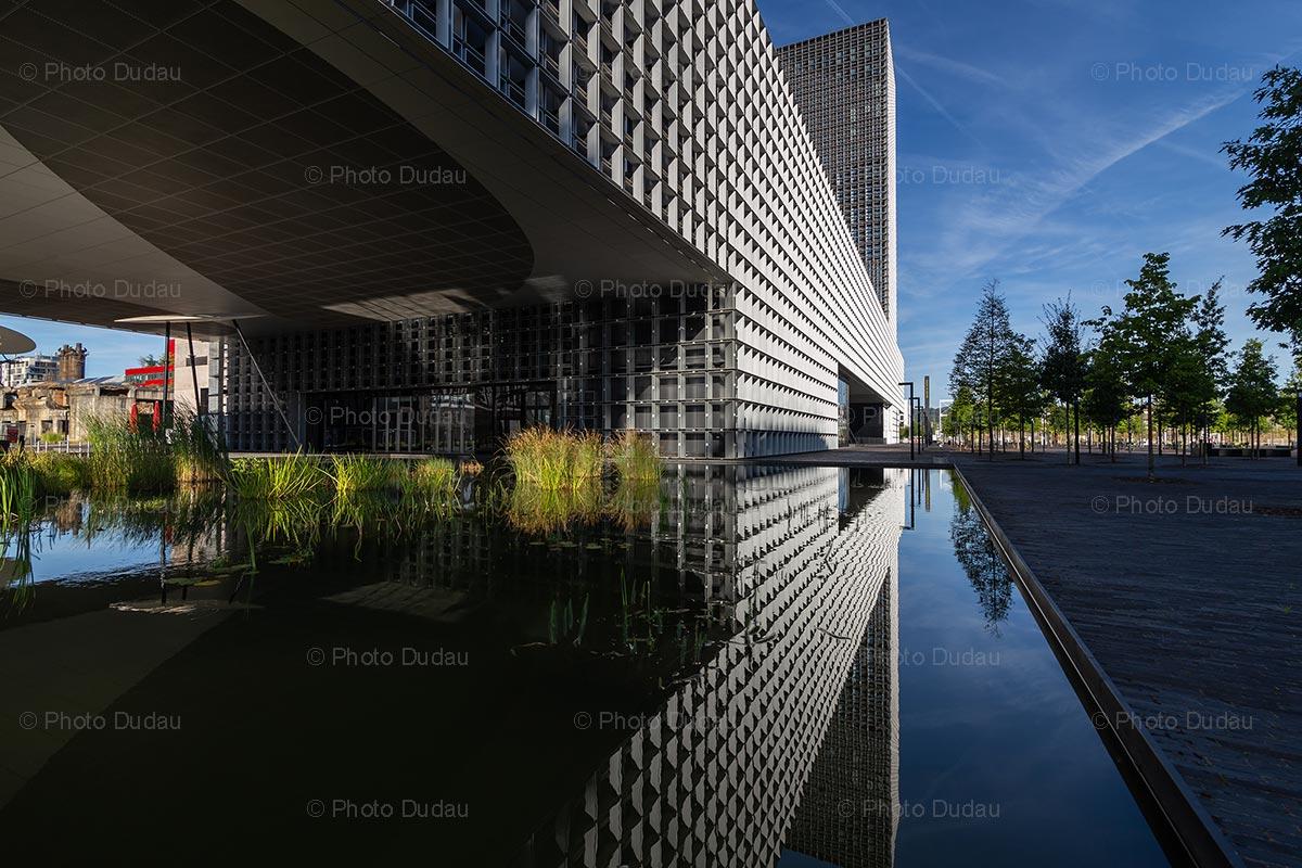 Esch-Belval Luxembourg University