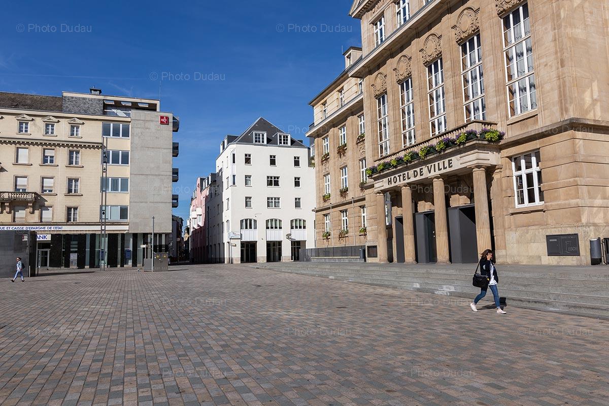 Esch-sur-Alzette Place de l'Hotel de Ville