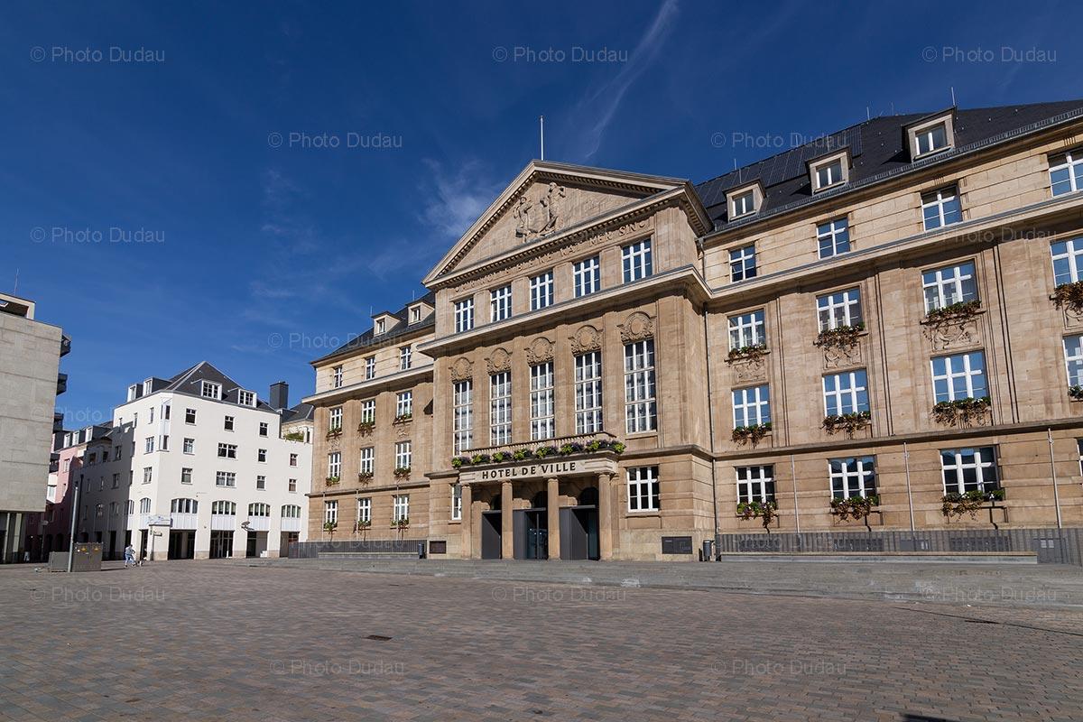 Esch-sur-Alzette Place de Hotel de Ville