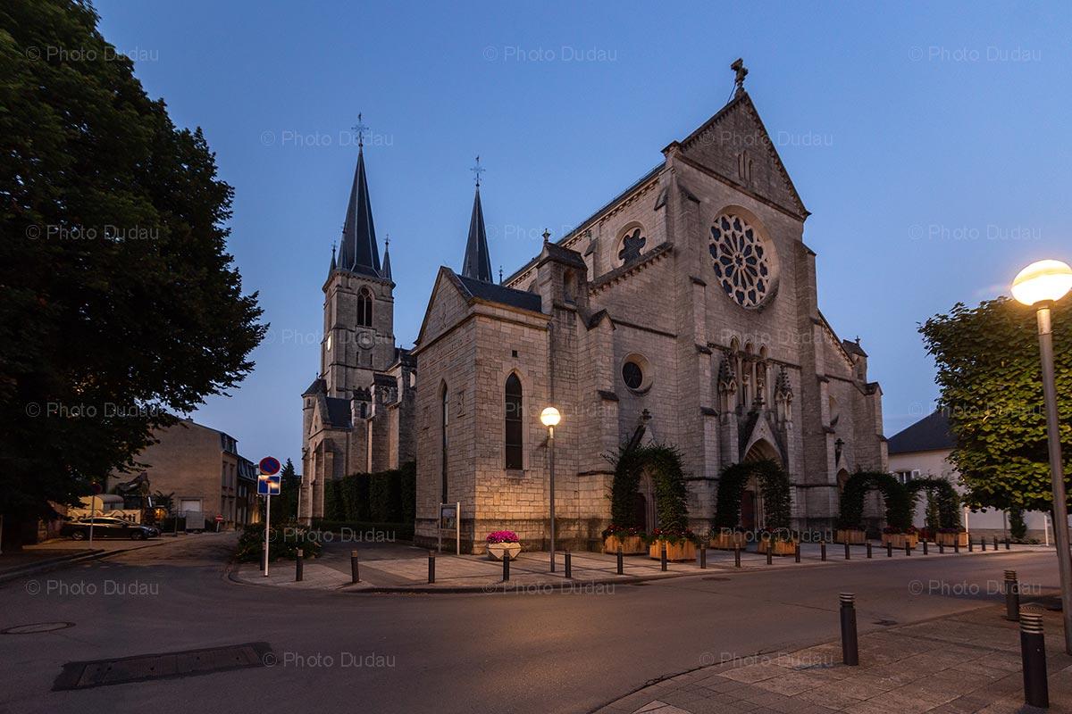 Esch-sur-Alzette Esch st Josef Eglise