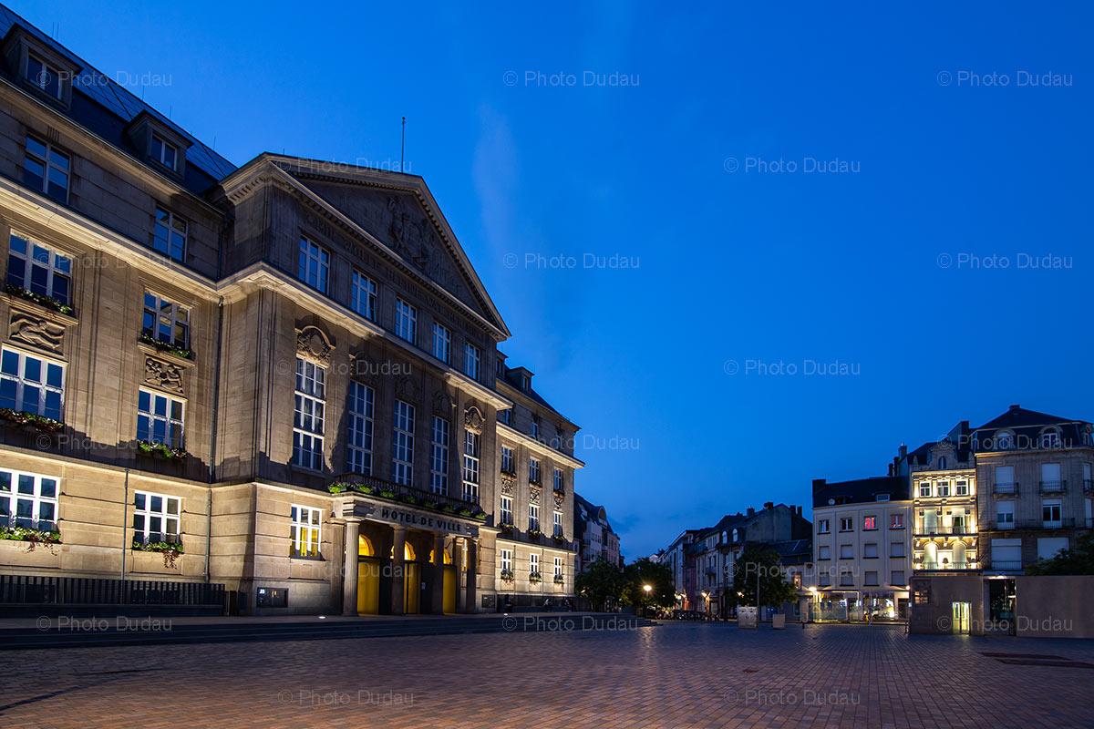 Esch-sur-Alzette Town Hall