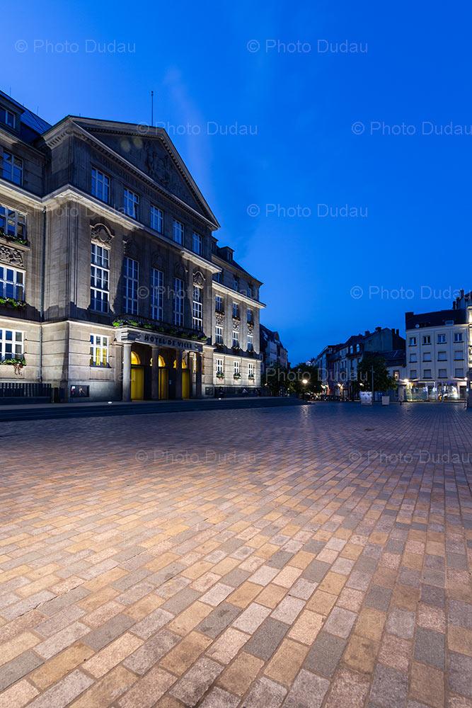 Esch-sur-Alzette Hotel de Ville