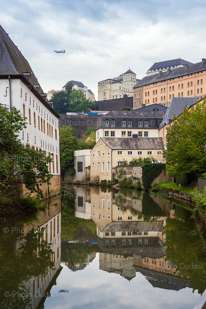 luxembourg grund old town