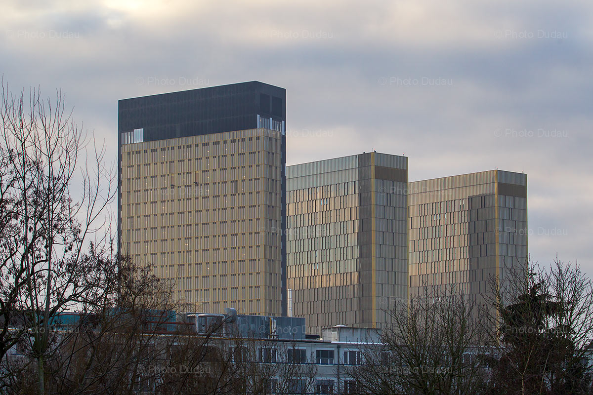 The third tower of European Court of Justice