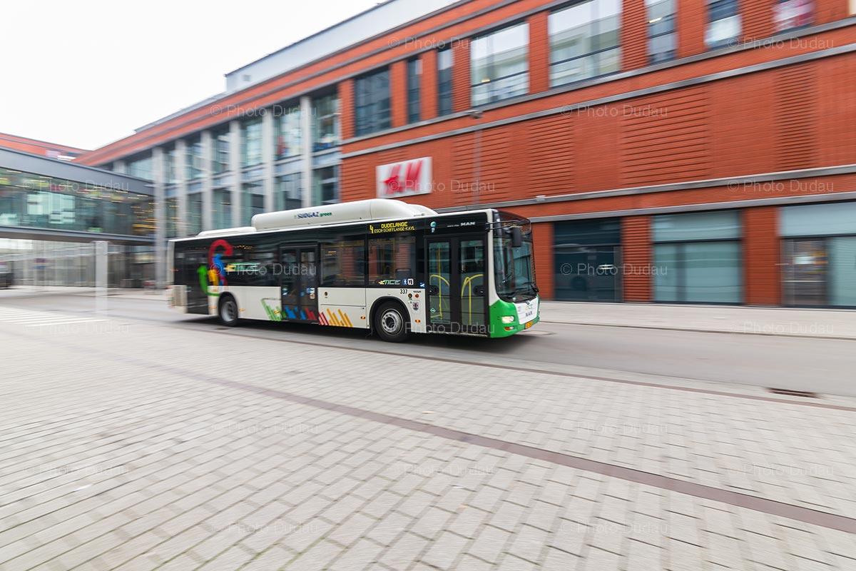 TICE bus in Belval