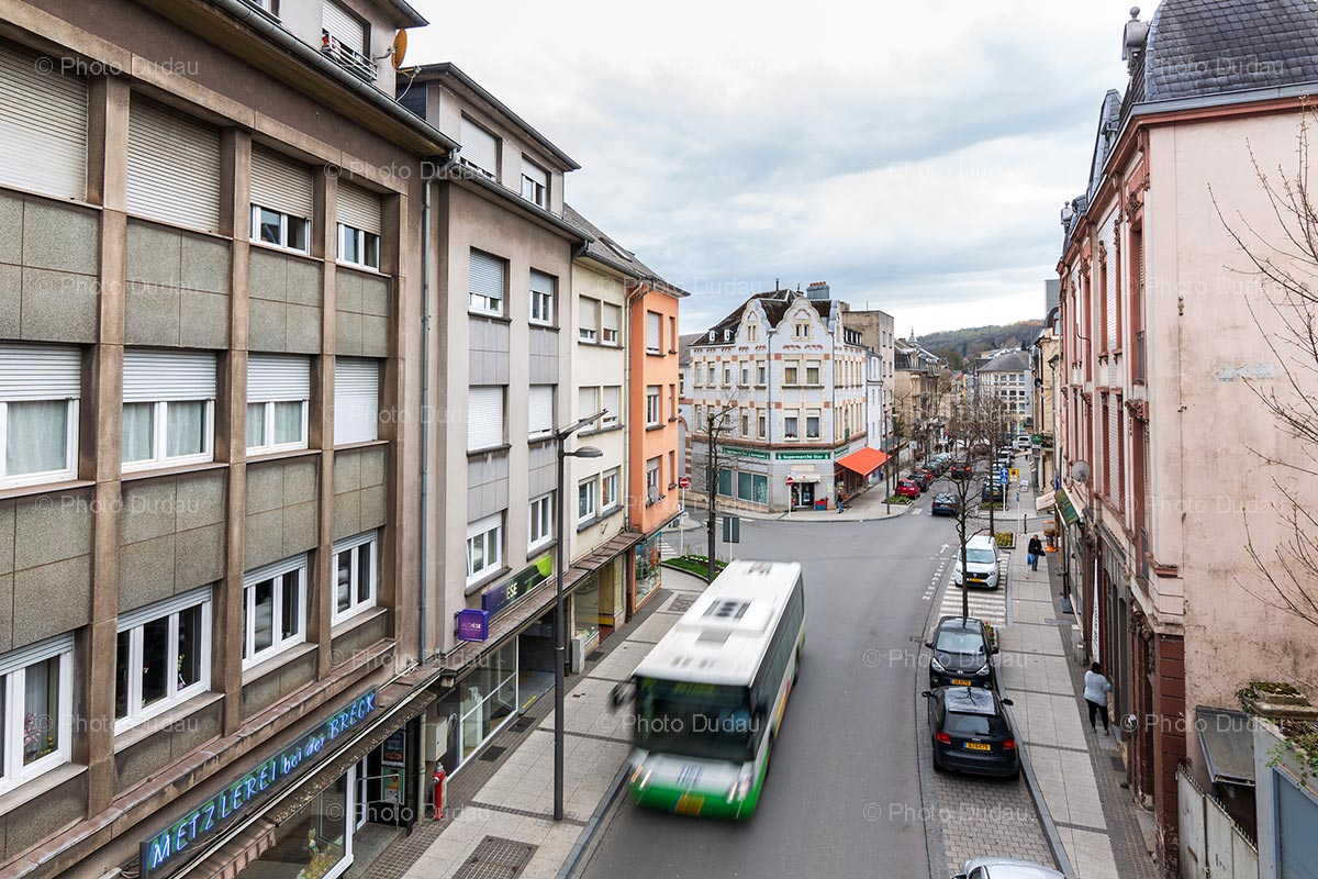 Bus in Differdange