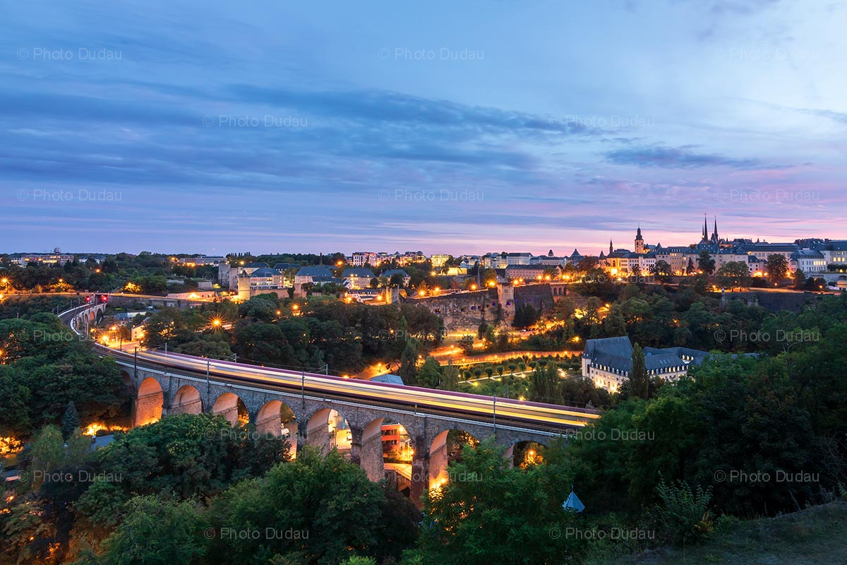 Luxembourg city Pfaffenthal Valley