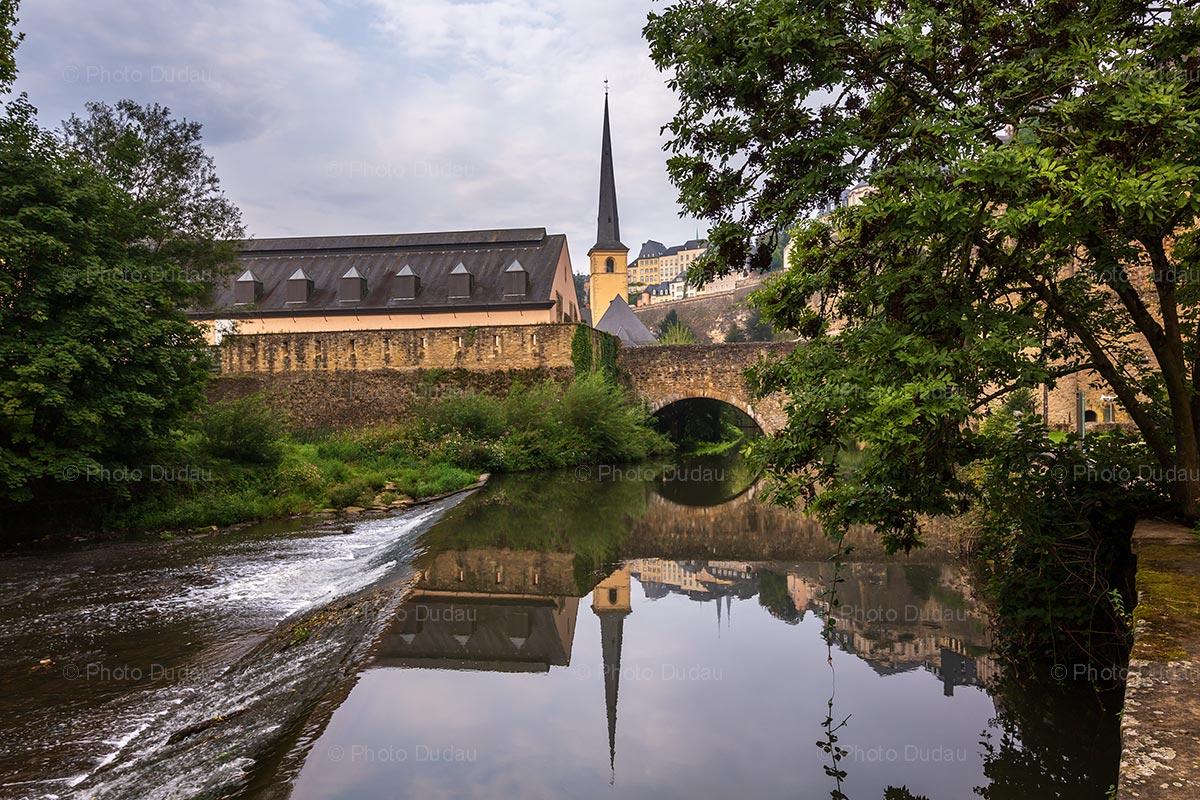 Abbaye de Neumunster Luxembourg