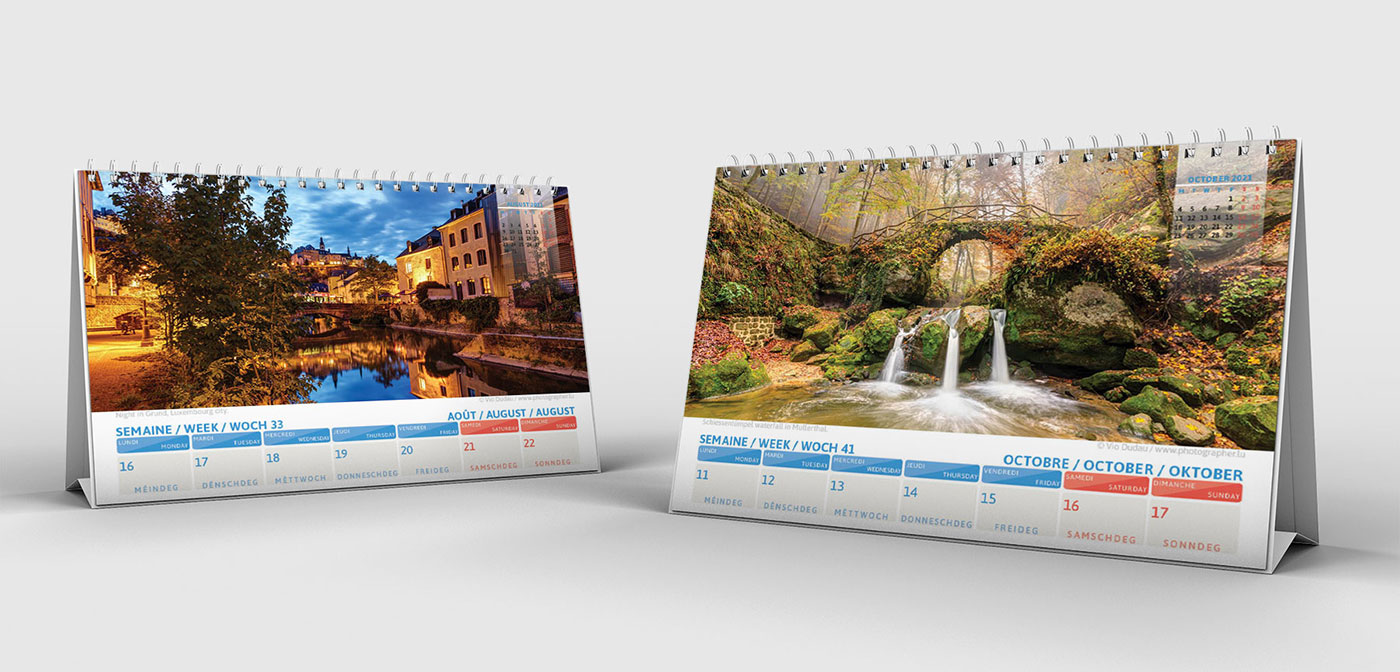 luxembourg calendars 2021