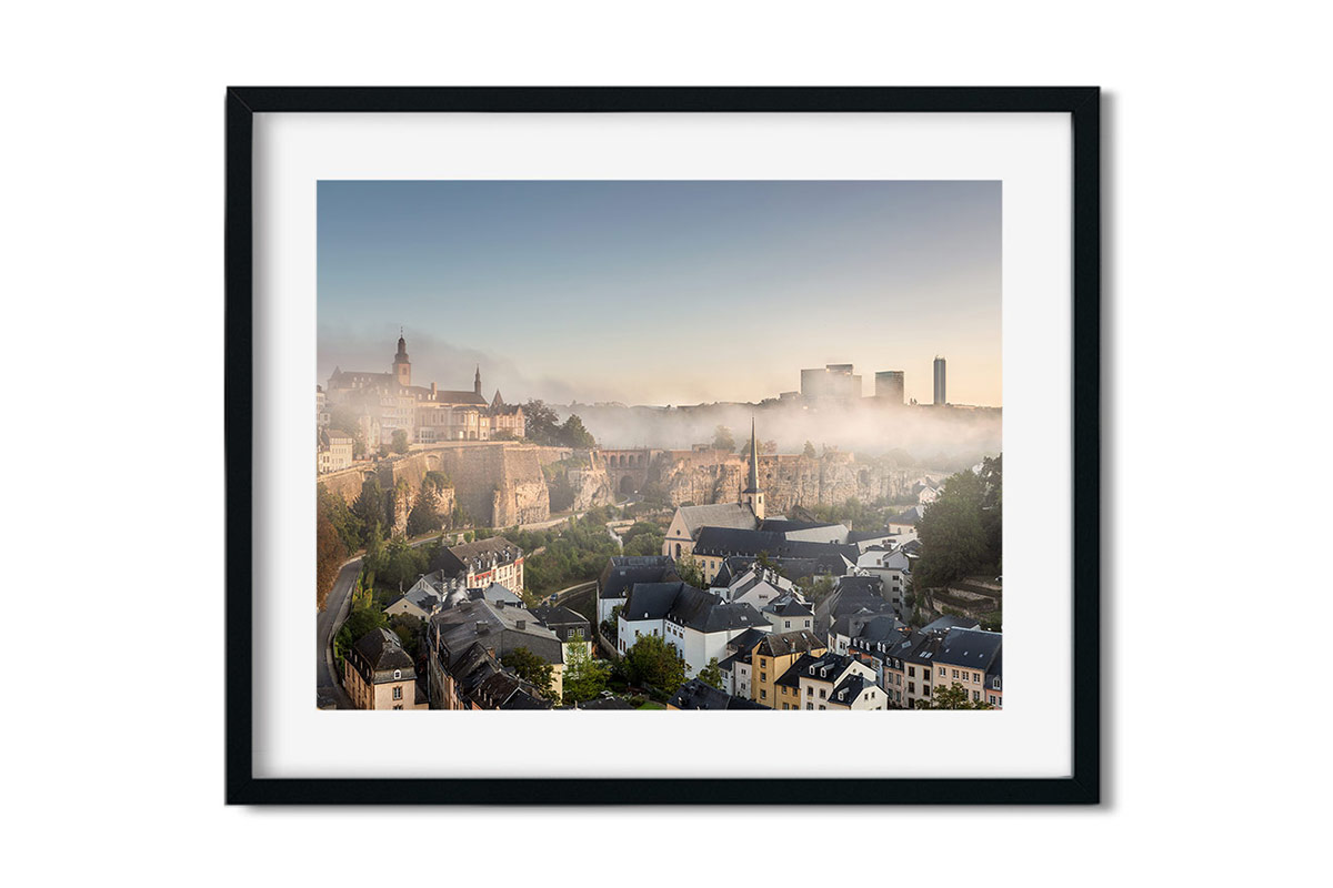 Luxembourg fine art prints