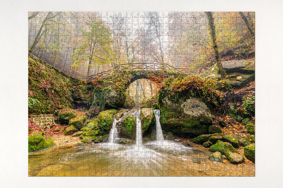 Luxembourg-Mullerthal-Puzzle